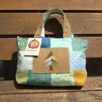 <img class='new_mark_img1' src='//img.shop-pro.jp/img/new/icons47.gif' style='border:none;display:inline;margin:0px;padding:0px;width:auto;' />Good News  LUNCH TOTE BAG  (GREEN)