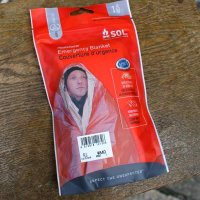 SOL  Heatsheets Emargency Blanket  (1人用)