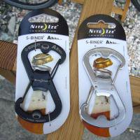 NITEIZE  S-BINER Ahhh…  ボトルオープナー付き
