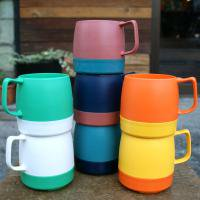 <img class='new_mark_img1' src='https://img.shop-pro.jp/img/new/icons47.gif' style='border:none;display:inline;margin:0px;padding:0px;width:auto;' />DINEX  INSULATED CLASSIC MUG  2 TONE