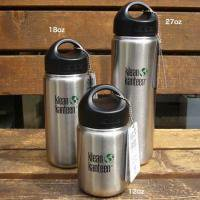 KLEAN KANTEEN  Kanteen Bottle Wide  27oz (800ml)
