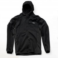 OUTDOOR RESEARCH  M's RADIANT HYBRID HOODY  (BLACK)