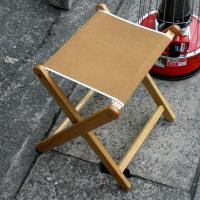 ANYWHERE CHAIR  CAMP STOOL (Tan)
