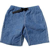 WILDTHINGS × KATO  DENIM CLIMBING SHORT LN  (INDIGO)
