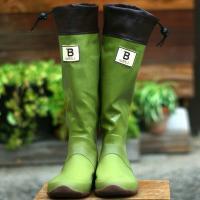 バードウォッチング長靴  (メジロ)