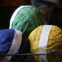 Chahat  Hemp Wool Ball