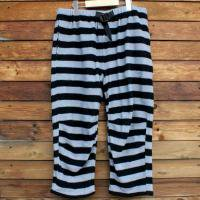 WILDTHINGS  3/4 STRIPE PILE PANT