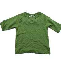 <img class='new_mark_img1' src='https://img.shop-pro.jp/img/new/icons47.gif' style='border:none;display:inline;margin:0px;padding:0px;width:auto;' />GOHEMP kodomo  SUNNY FOOTBALL TEE  (APPLE GREEN)
