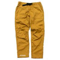 WILDTHINGS × KATO'  PEACH VENTILE BAKER CLIMBING PANT