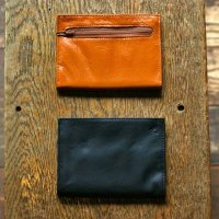 ALL-ETT  Leather Coin Pocket Wallet