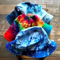 <img class='new_mark_img1' src='//img.shop-pro.jp/img/new/icons20.gif' style='border:none;display:inline;margin:0px;padding:0px;width:auto;' />【20% OFF】  CT  Tie Dye Bucket Hat