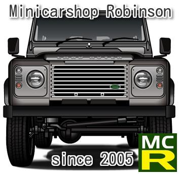 ミニカーショップ ロビンソン!Model Car shop