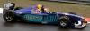 【ミニチャンプス】 1/43 ザウバー フェラーリ C16 ジョニー・ハーバート 1997 ■レジン[417970016]
