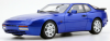 <img class='new_mark_img1'  data-cke-saved-src='//img.shop-pro.jp/img/new/icons15.gif' src='//img.shop-pro.jp/img/new/icons15.gif' style='border:none;display:inline;margin:0px;padding:0px;width:auto;' />(予約)【トップマルケス】 1/18 ポルシェ 944 ターボ S (メタリックブルー) [TOPLS023F]