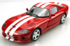 <img class='new_mark_img1'  data-cke-saved-src='//img.shop-pro.jp/img/new/icons15.gif' src='//img.shop-pro.jp/img/new/icons15.gif' style='border:none;display:inline;margin:0px;padding:0px;width:auto;' />(予約)【トップマルケス】 1/18 ダッジバイパーGTS 2002 (レッド/ホワイトストライプ) [TOPLS016B]
