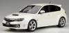 【OttO mobile オットーモビル】 1/18 スバル インプレッサ WRX STI(ホワイト)                       香港エクスクルーシブモデル [OTM004RT]