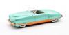 ◆【マトリックス】 1/43 クライスラー Thunderbolt  コンセプト 1941 メタリックグリーン [MX20303-031]