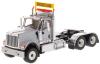 【ダイキャストマスター】 1/50 インターナショナル HX520 タンデム トラクター ライトグレー [DM71005]