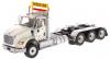 【ダイキャストマスター】 1/50 インターナショナル HX620 トライデム トラクター ホワイト [DM71007]