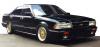 【イグニッションモデル】 1/43 日産 グロリア (Y31) Gran Turismo SV Black※BB-Wheel ★生産予定数:120pcs  [IG1254]