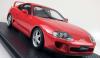【onemodel】  1/18Toyota Supra ※クリアカバー付属 Super Red[18C02-03]