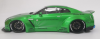 【ワンモデル onemodel】  1/18LB Work R35 Ducktail Candy Green (Limited 30 pcs)※NEW COLOR[17B02-28]