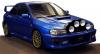 【イグニッションモデル】 1/18 スバル インプレッサ22B-STi Version (GC8改) Blue LightPods Ver  ★生産予定数:160pcs  [IG1636]
