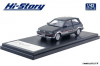 【ハイストーリー】  1/43 トヨタ スターレット Si-Limited (1984)   ライトニング・ツートーン [HS216BK]