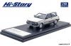 【ハイストーリー】  1/43 トヨタ スターレット Si-Limited (1984)   ホワイト [HS216WH]
