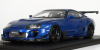<img class='new_mark_img1' src='https://img.shop-pro.jp/img/new/icons15.gif' style='border:none;display:inline;margin:0px;padding:0px;width:auto;' />【イグニッションモデル】 1/43 トヨタ スープラ (JZA80)   RZ Blue ★生産予定数:120pcs [IG1429]