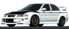 <img class='new_mark_img1' src='https://img.shop-pro.jp/img/new/icons15.gif' style='border:none;display:inline;margin:0px;padding:0px;width:auto;' />【イグニッションモデル】 1/18  三菱 ランサーエボリューション � GSR T.M.E (CP9A) White   ★生産予定数:120pcs [IG1555]