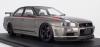 【イグニッションモデル】 1/18 日産 スカイライン 25GT Turbo (ER34) Gun Metallic  ★生産予定数:100pcs [IG1807]