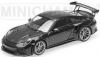 【ミニチャンプス】 1/18 ポルシェ 911 GT3 R プレーンボディ バージョン マットブラック ※開閉機構無し[155186901]