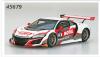 【エブロ】◆ 1/43 ホンダ Team Motul NSX GT3 SUZUKA 10 HOURS 2018 【レジン】 No.10[45679]