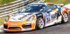 【ミニチャンプス】1/43 ポルシェ ケイマン GT4 クラブスポーツ HOLMLUND/GRABERG/MARSHALL/GUSENBAUER 24時間ニュル 2016[437166154]