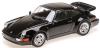 【ミニチャンプス】 1/18 ポルシェ 911 ターボ (964) 1990 ブラック [155069104]※開閉機構なし