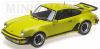 【ミニチャンプス】 1/12 ポルシェ 911 ターボ 1977 ライトグリーン [125066119]※開閉機構なし