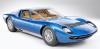 【京商】 1/18 ランボルギーニ ミウラ P400S(ブルー) ※再入荷[KSR18506BL]