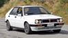 【サンスター】 1/18 ランチア デルタ HF インテグラーレ 8V ホワイト[3154]