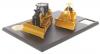 【ダイキャストマスター】 1/50 Cat トラック-タイプ トラクター エヴォリューション シリーズ 2台セット [DM85561]
