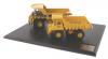 【ダイキャストマスター】 1/50 Cat オフ-ハイウェイ トラック エヴォリューション シリーズ 2台セット [DM85562]