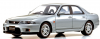 <img class='new_mark_img1'  data-cke-saved-src='//img.shop-pro.jp/img/new/icons15.gif' src='//img.shop-pro.jp/img/new/icons15.gif' style='border:none;display:inline;margin:0px;padding:0px;width:auto;' />(予約)【京商】 1/18 日産 スカイライン GT-R オーテック バージョン (BCNR33)     (シルバー)限定700台 ■samurai レジン[KSR18041S]