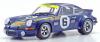 【GTスピリット】 1/18 ポルシェ 911 RSR デイトナ 24h 1973(ブルー)US Exclusive [GTS015US]