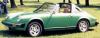 【GTスピリット】 1/18 ポルシェ 911 S 2.7 タルガ(グリーン) ■レジン 開閉機構無し[GTS780]