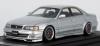 【イグニッションモデル】 1/43 トヨタ チェイサー Tourer V (JZX100) Silver※BB-Wheel ★生産予定数:120pcs [IG1234]