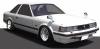 【イグニッションモデル】 1/18 Toyota Soarer 2800GT (Z10) White    ※SS-Wheel ★生産予定数:160pcs [IG1377]