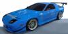【イグニッションモデル】 1/18 Mazda RX-7 (FC3S) RE Amemiya Light Blue  ★生産予定数:120pcs [IG1519]