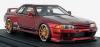 【イグニッションモデル】 1/18 TOP SECRET GT-R (VR32) Red Metallic ★生産予定数:120pcs 43617[IG1524]