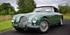 ◆【マトリックス】 1/43 アストンマーチン DB2 ヴァンテージ クローズド 1951メタリックグリーン [MX40108-052]