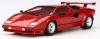【京商】 1/18 ランボルギーニ カウンタック 5000 クワトロバルボーレ  (レッド) 世界限定: 500個 [KSR18504R]